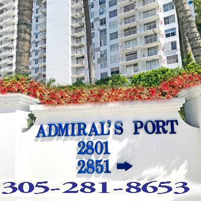 admirals port west condominium complex