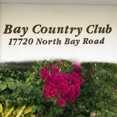 bay country club condominium complex