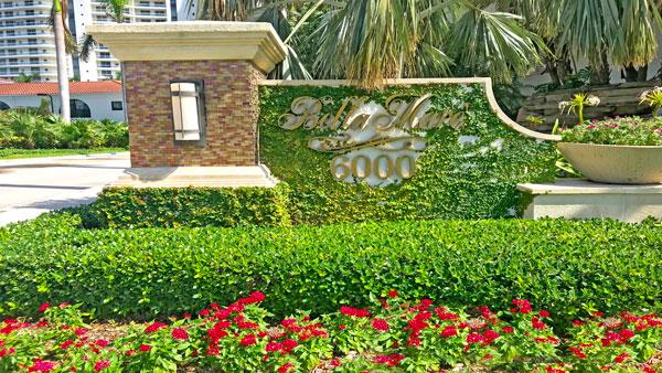 6000 williams island condominium complex
