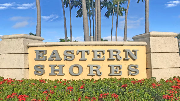 eastern shores residential complex