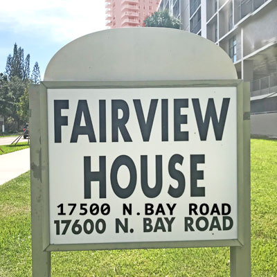 fairview house condominium complex
