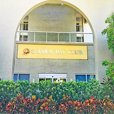 golden bay club condominium complex