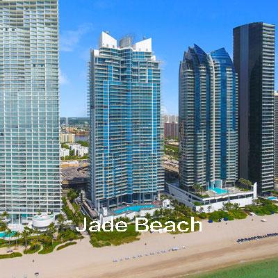 jade beach condominium complex