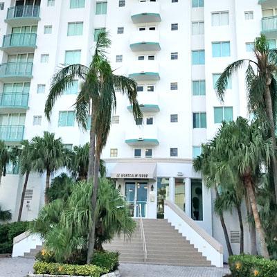 Le Montcalm apartment building
