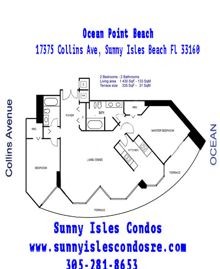 Ocean Point Floor Plans Line 02