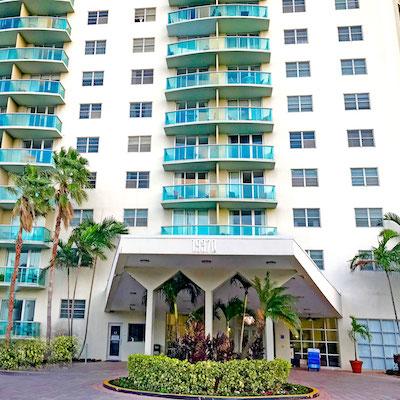 ocean reserve apartment building