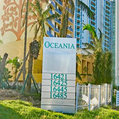 oceania condominium complex