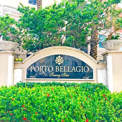 porto bellagio residential building