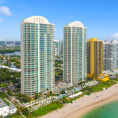 Turnberry Ocean Colony South Tower Condo Complex