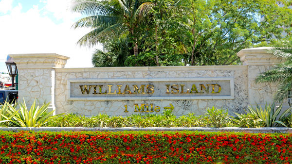 williams island 6000 tower
