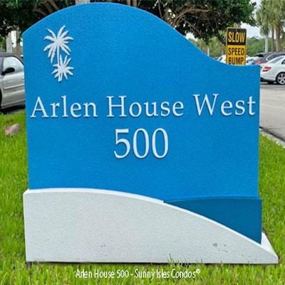 arlen house 500 condominium