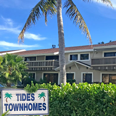 Tides Townhomes eastern shores