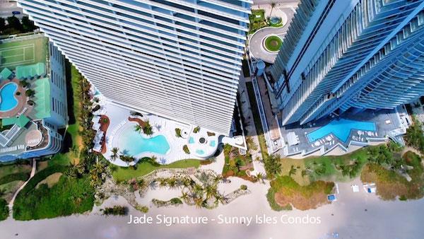 jade signature condo building