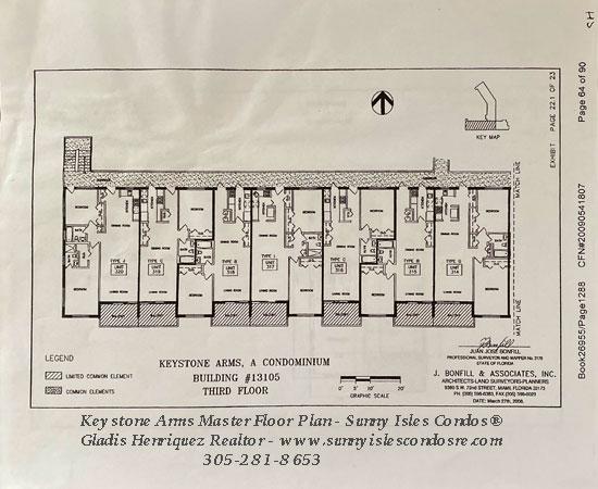 keystone arms floor plans