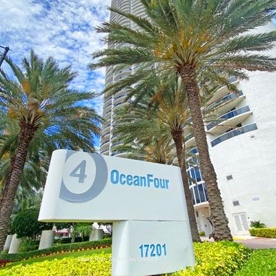ocean four condominium complex