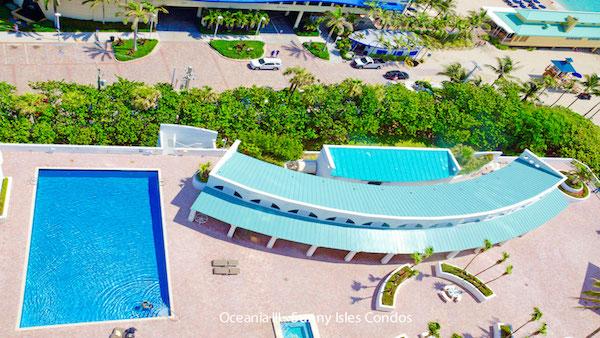 oceania III pool