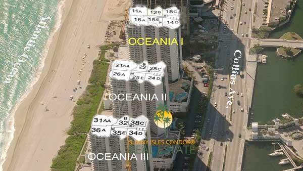 oceania iii apartments, sunny isles beach fl 33160