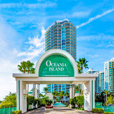 oceania v condominium complex