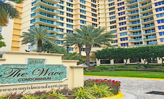 the waves condominium complex