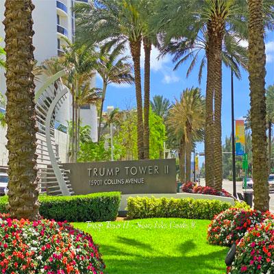 trump towers II condominium complex