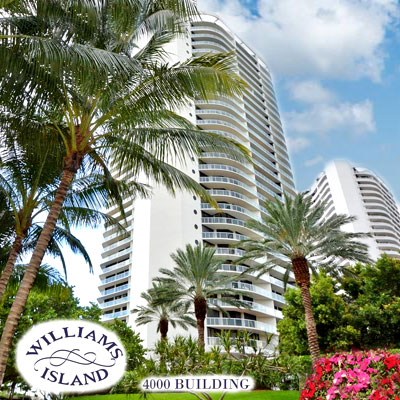 4000 williams island apartment complex