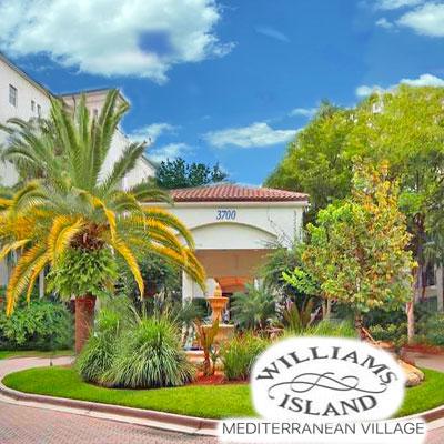 mediterranean village williams island condominium complex