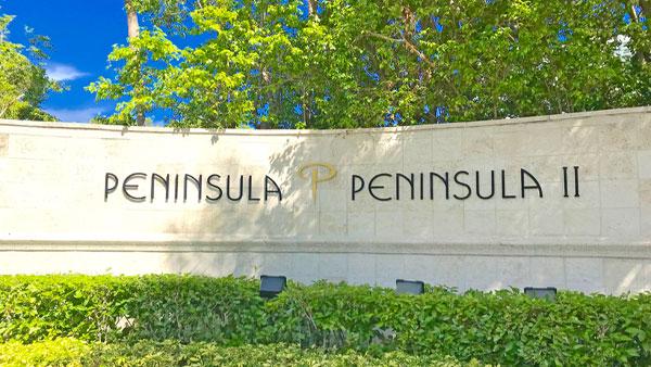 peninsula I aventura