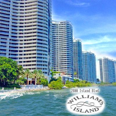 2800 williams island residential building aventura