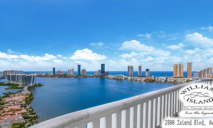 2800 williams island condo complex