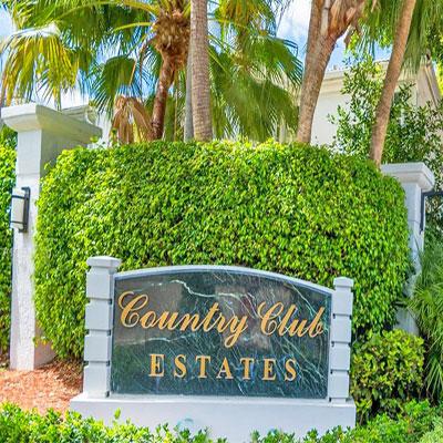 aventura country club estates residential complex