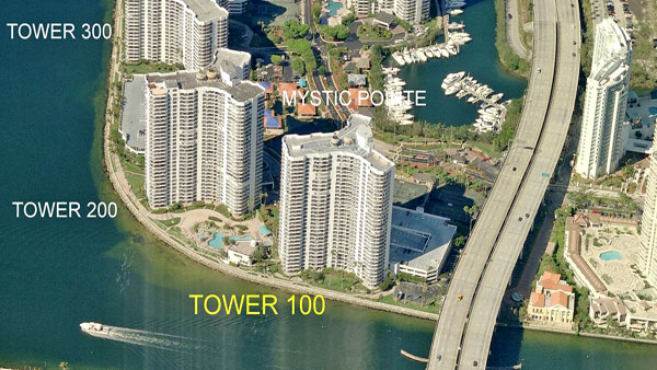 mystic pointe 100 apartment building