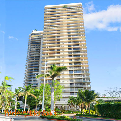 turnberry isle south tower condo complex