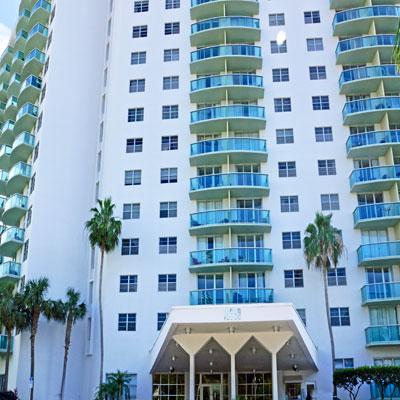 Oceanview B Condominium Complex