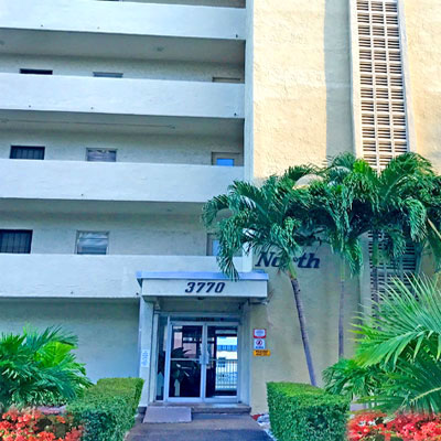 Bayview point north eastern shores condo complex