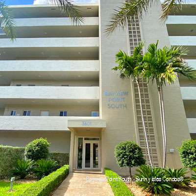 Bayview point south eastern shores condo complex