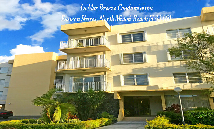 la mar breeze condo complex