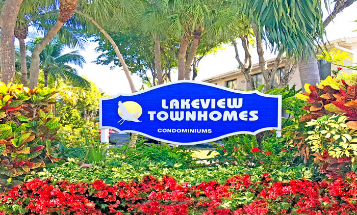 Lakeview townhouses north Miami Beach