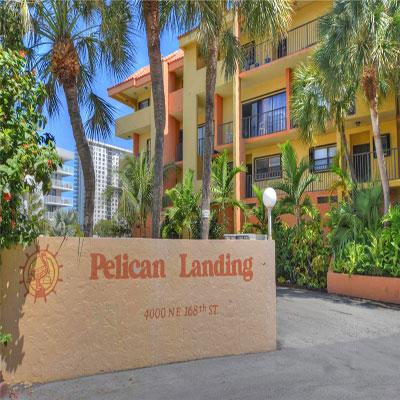pelican landing eastern shores condo complex