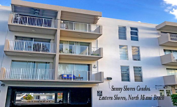 Sunny Shores condo complex