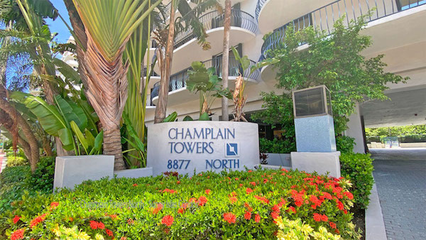 champlain towers north Surfside