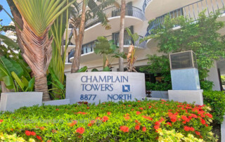 champlain towers north condo