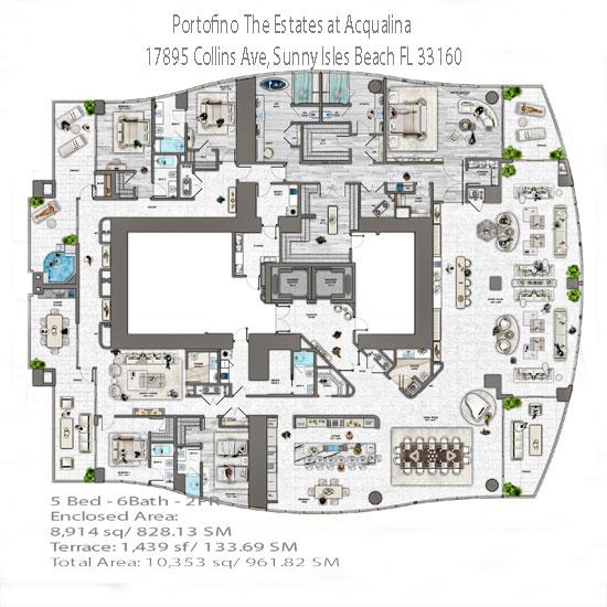 Portofino The Estates at Acqualina