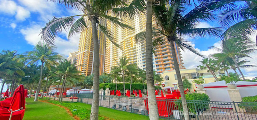 The Estates at Acqualina luxury condos for sale