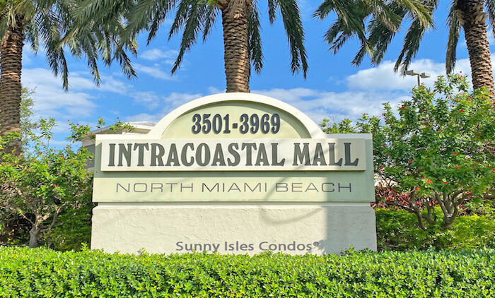 Intracoastal Mall North Miami Beach