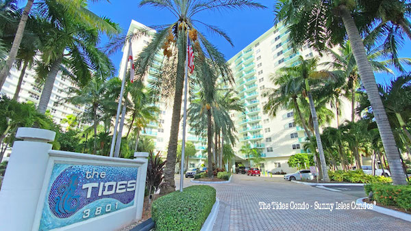 tides condo tower