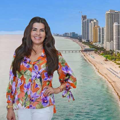 Gladis Henriquez Sunny Isles Beach Realtors