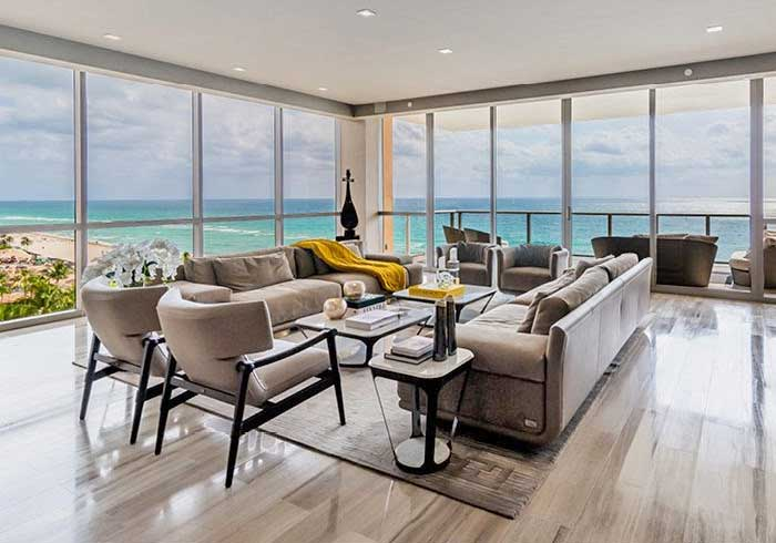 The Mansions at Acqualina luxury condos for sale