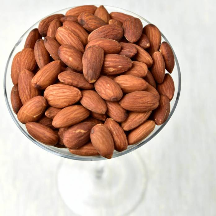 Buy Unsalted Almonds - Free Shipping - Sunnyland Farms