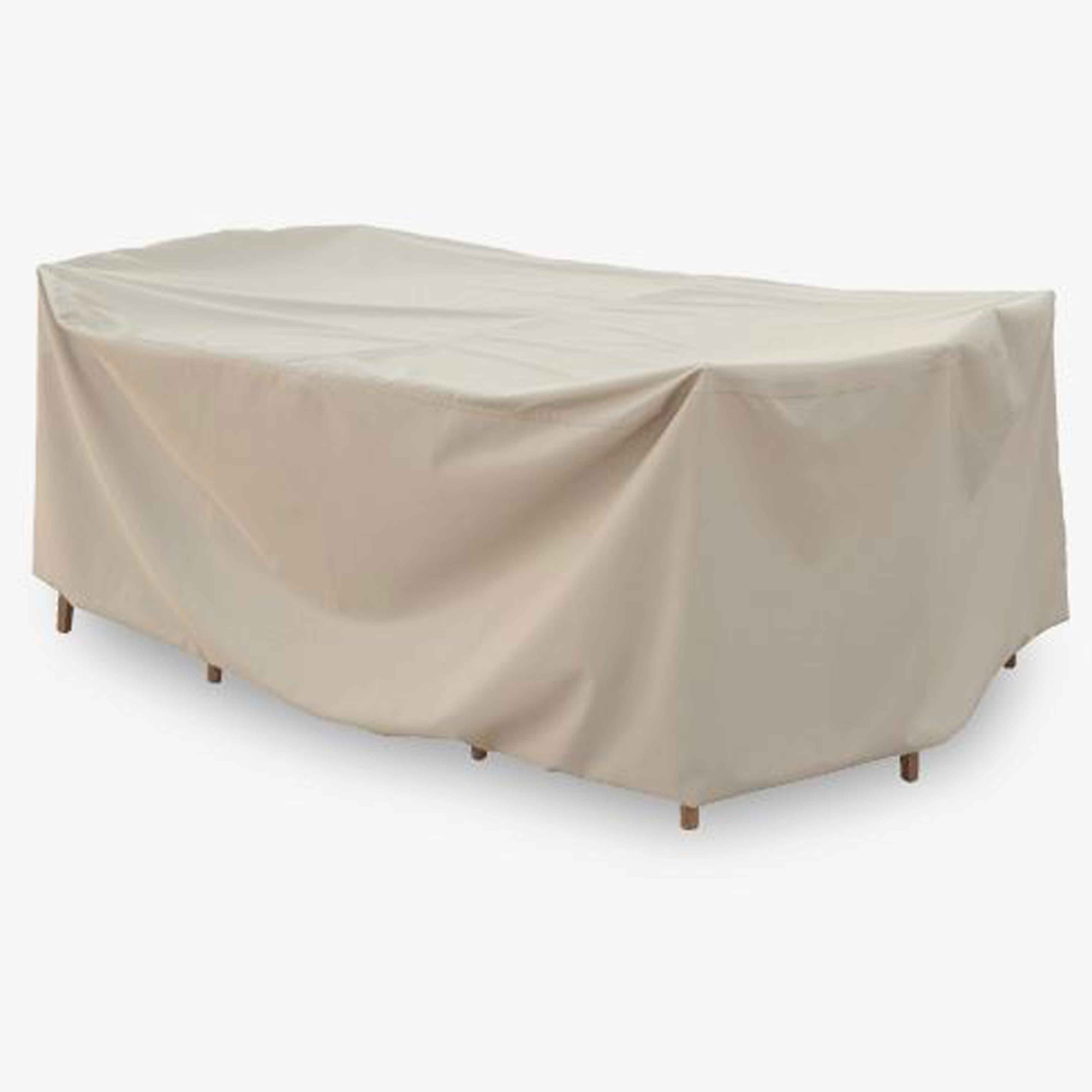 chair covers garden perego high treasure small oval rectangle table cover