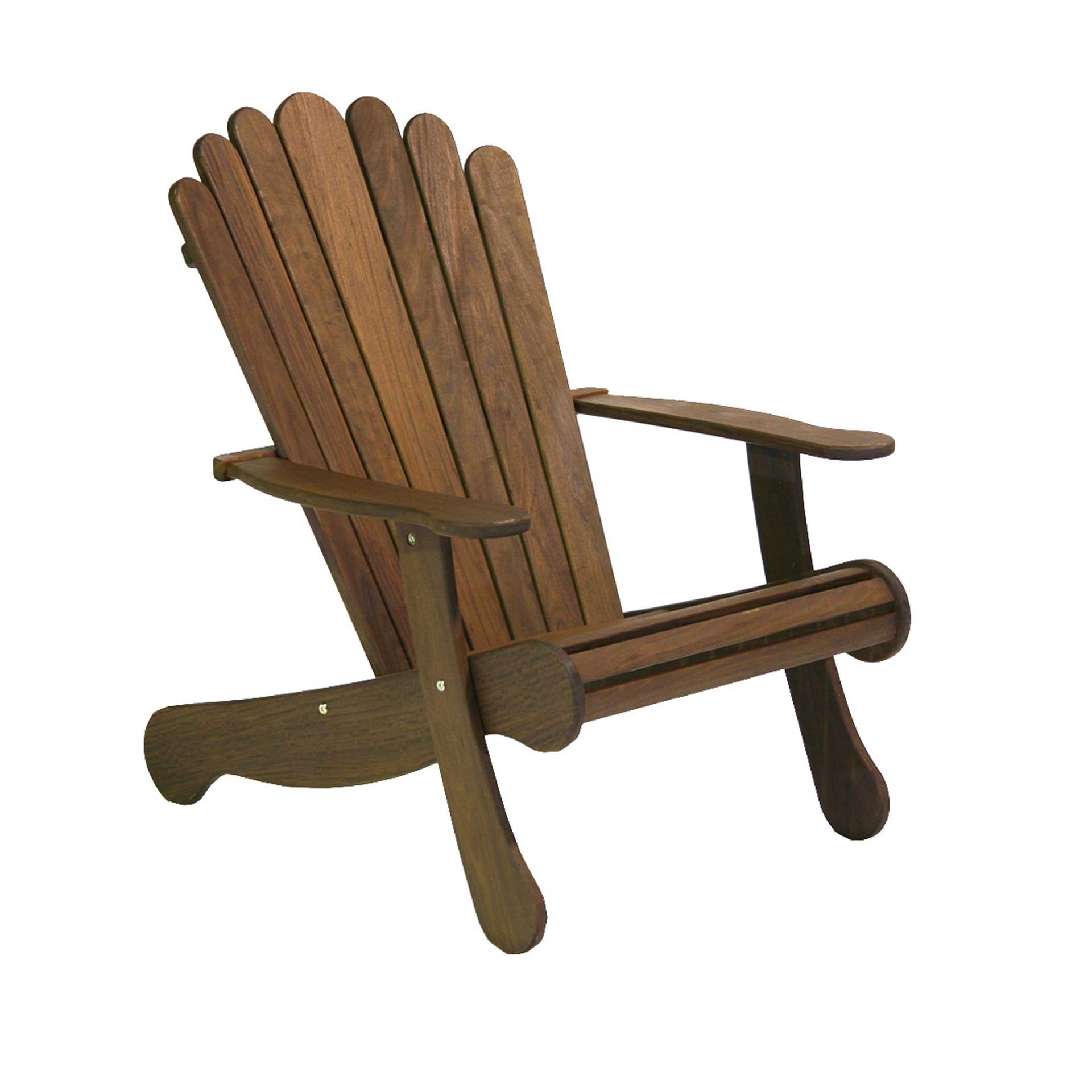 ipe adirondack chairs teal colored jensen leisure chair outdoor furniture
